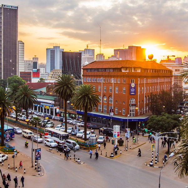 Nairobi – Nyeri (130 kms)