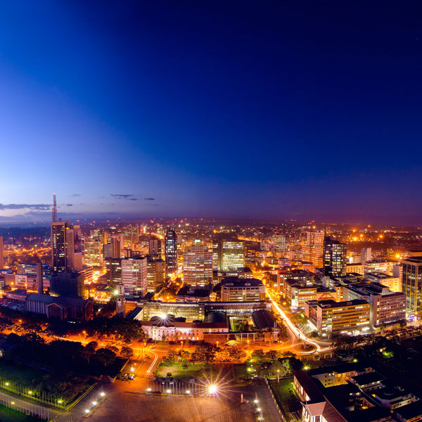 Nairobi Full Day Tour