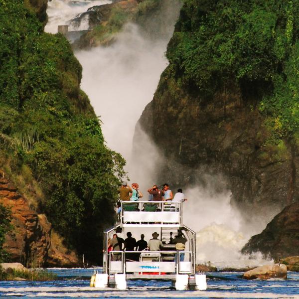 Murchison Falls – Fort Portal