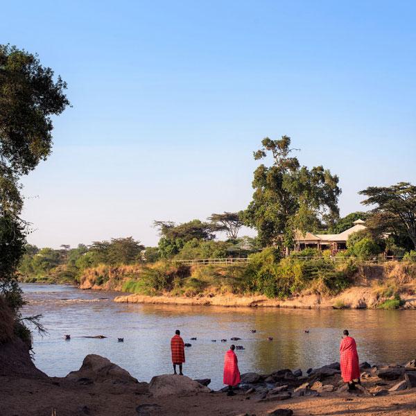 Masai Mara – Mombasa/Diani