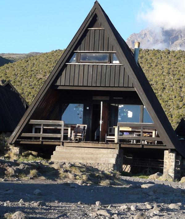 Saddle Hut – Socialist Peak – Mariakamba Hut – Arusha
