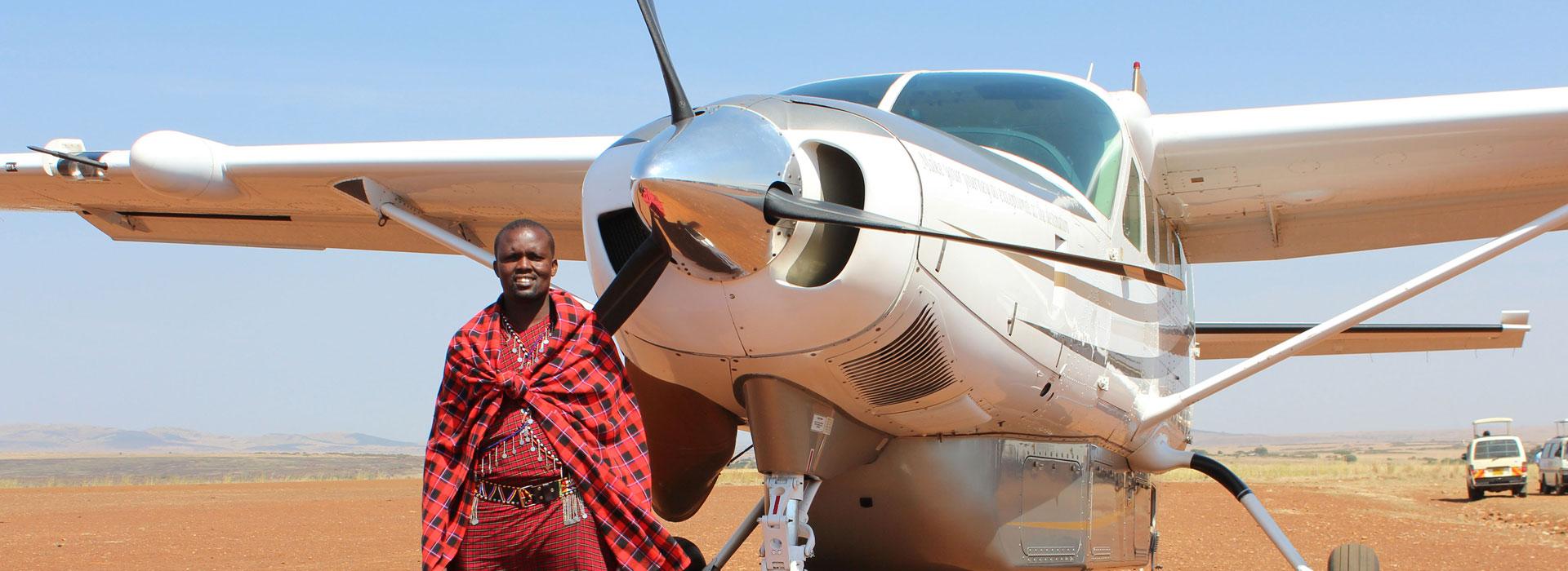 3 Days Wildebeest Migration Safari in Masai Mara from Nairobi by Air