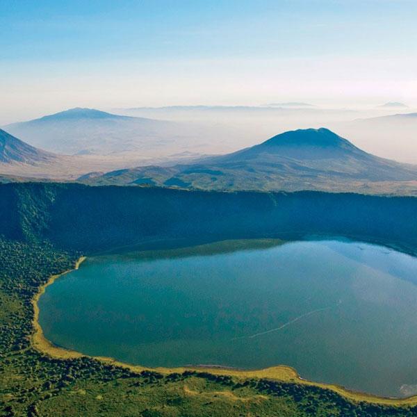 Lake Manyara – Ngorongoro Crater (Tanzania)