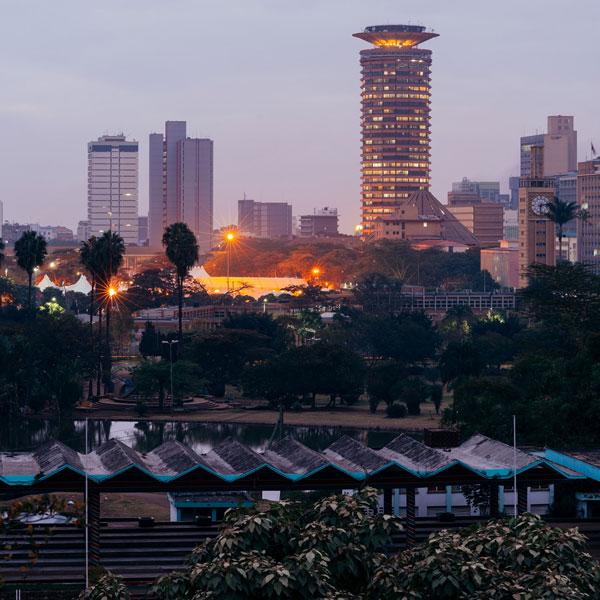 Nairobi – Lake Nakuru