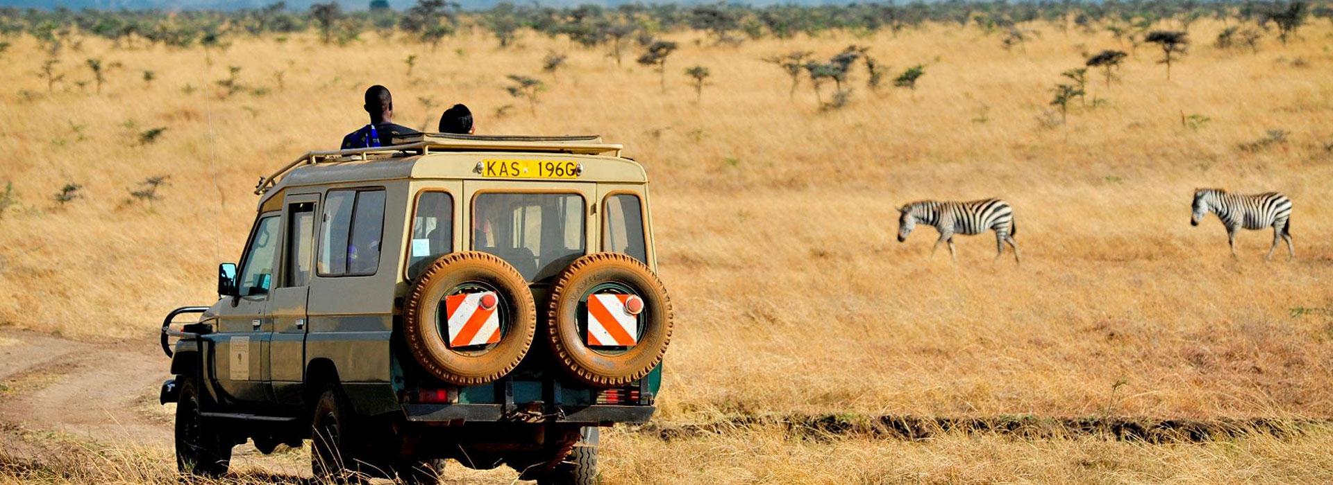 4 Days Nairobi to Nairobi Southern Circuit Safari