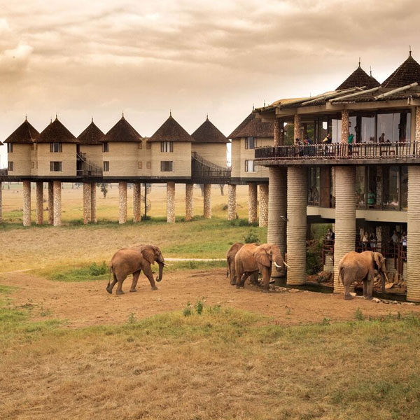 Tsavo East to Taita Hills Wildlife Sanctuary