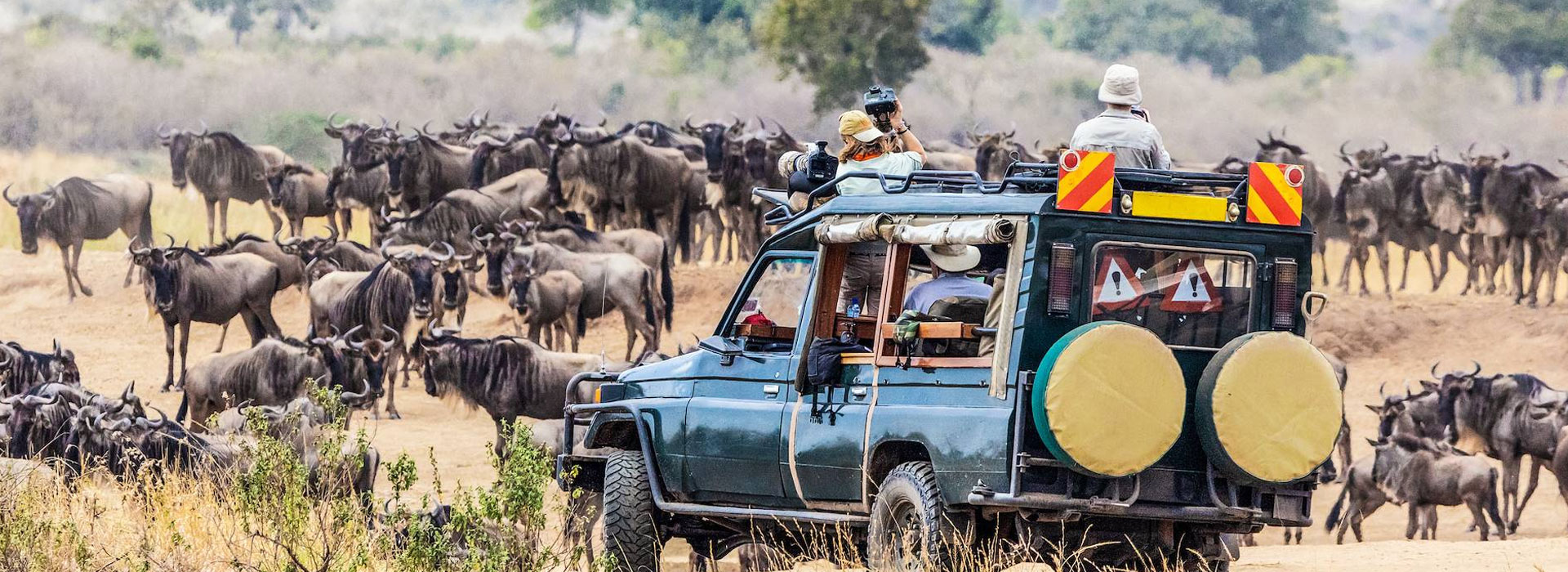 4 Days Tsavo East, Tsavo West and Amboseli Safari from Nairobi