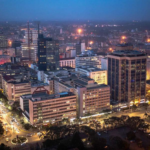 Nairobi – Tsavo East