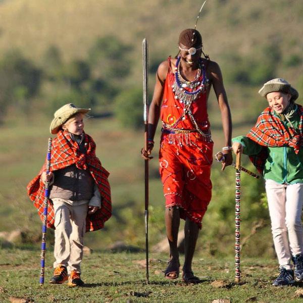 Masai Mara to Nairobi, Kenya