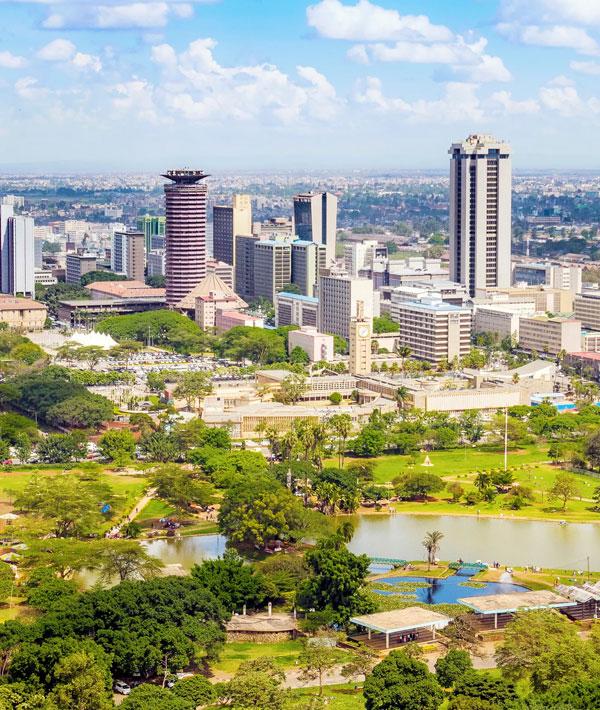 Nairobi – Nanyuki