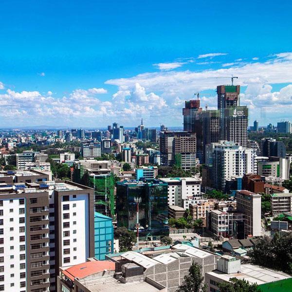 Nairobi – Nanyuki (220 kms)