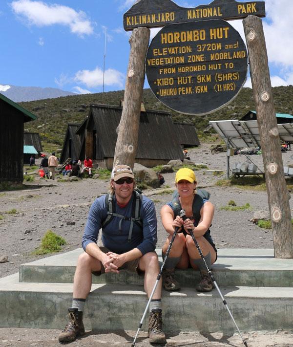 Horombo Hut-acclimatization day (12,200ft/3720m)