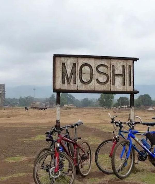 Horombo hut – Moshi