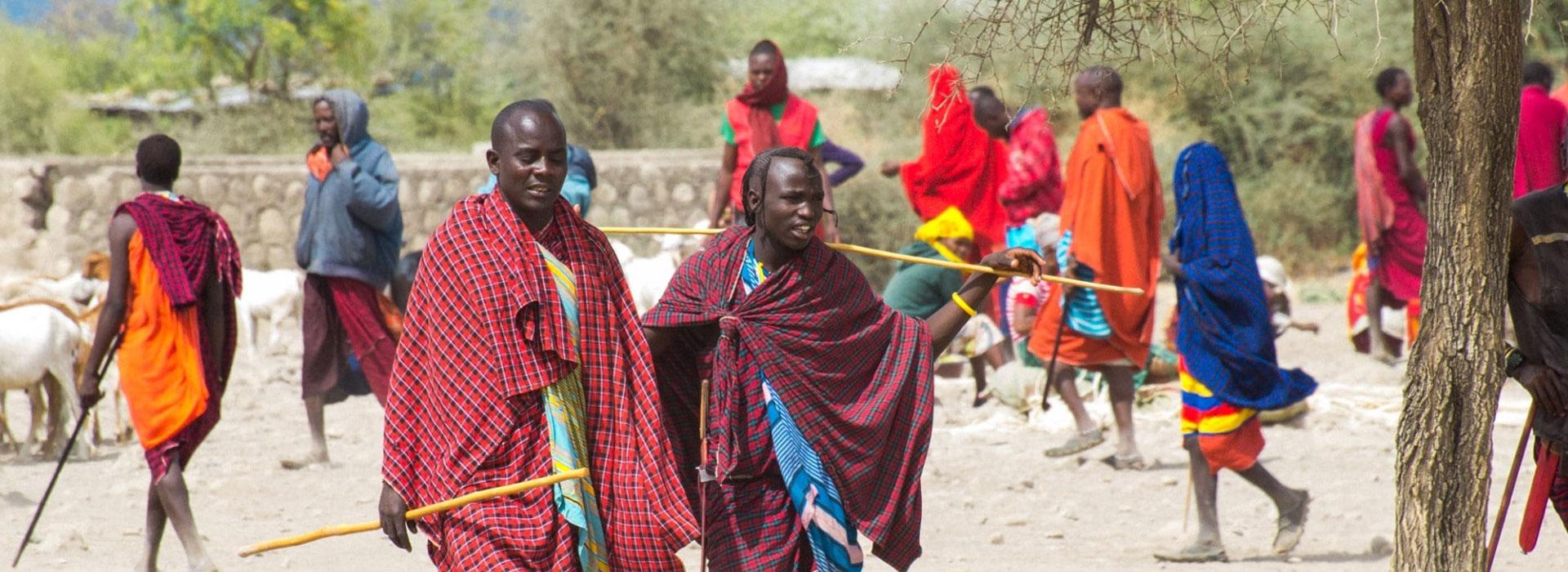 Bomas of Kenya Excursion