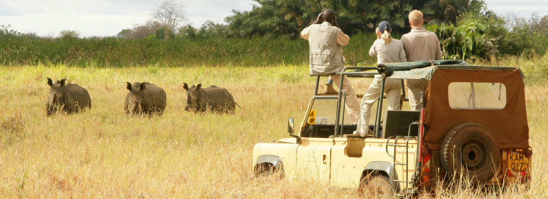 Kenya Safari Tipping