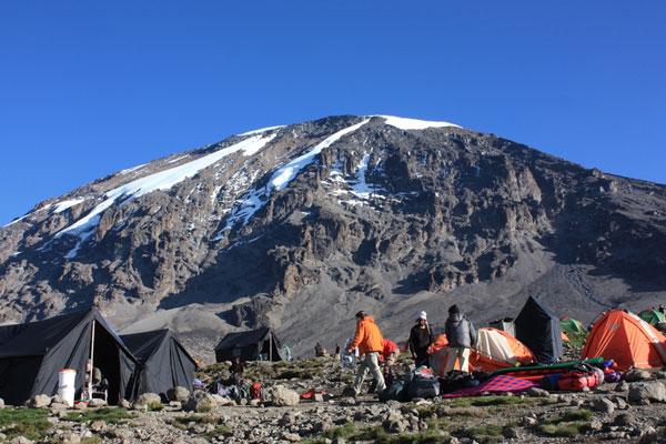 8 Days Marangu Route