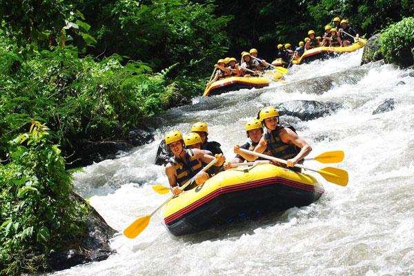3 Days Adventure Safari – White Water Rafting, Mountain Climbing/Hiking and Cycling and Walking Safari in Kenya